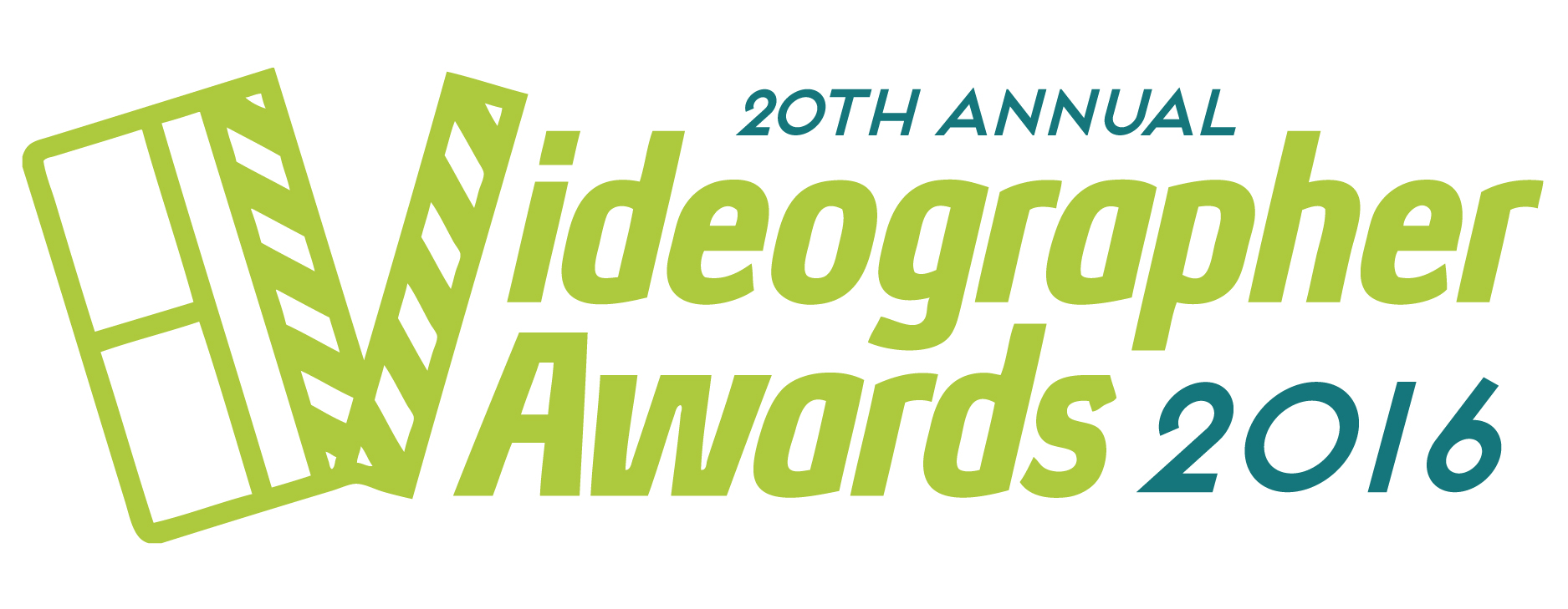 2016 Videographer Awards Logo